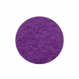 Фетр листковий (поліестер) А3 29,7х42 см фиолетовий темний 180 г/м2 Rosa Talent, 003498