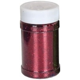 Блискітки сухі червоні 125 грам Pasco, 722480