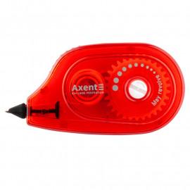 Стрічка коригуюча Axent 5 мм х 6 метрів червоний корпус 7009-05, 37223