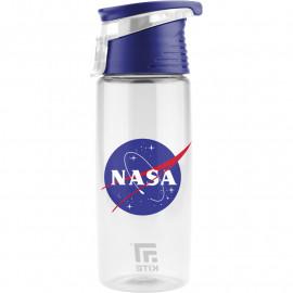 Пляшечка для води 550 мл Kite NASA NS21-401, 48198