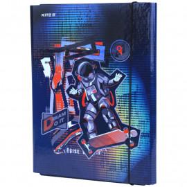 Папка А4 для трудового навчання Kite Space Skating K21-213-2, 47968