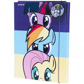 Папка А4 для трудового навчання Kite My Little Pony LP21-213, 47972
