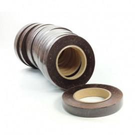 Тейп-стрічка 12 мм коричнева 23 м La Prida, 056118