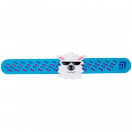 Лінійка-браслет Kite 15 см з фігуркою бірюзова K20-018-2, 46072