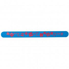 Лінійка-браслет Kite 30 см бірюзова K20-019, 46073