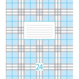 Зошит шкільний 24 аркуші лінія Графіка 5В224Л, 4002451