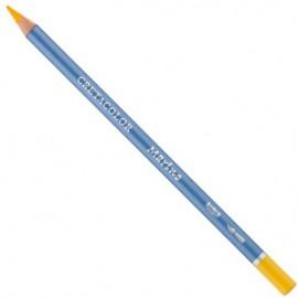 Карандаш акварельный, хром желтый, Cretacolor marino, 90724108
