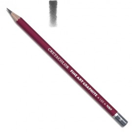 Карандаш графитный B, Fine art graphite, Cretacolor, 90516001