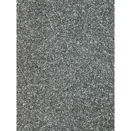 Фоаміран графіт з глітером 2 мм 20x30 см Eva foam ООПТ 8958, 149752
