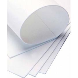 Фоаміран білий А4 20x30 см товщина 2 мм Китай ООПТ 8965, 149820