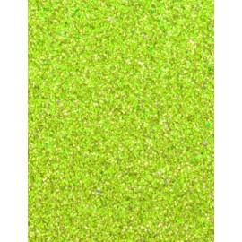 Фоаміран салатовий з глітером 2 мм 20x30 см Eva foam ООПТ 8950, 143781