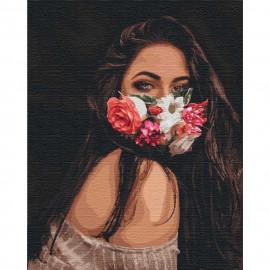 Картина за номерами Квіткове дихання 40x50 см Ідейка, КНО4767, 323983