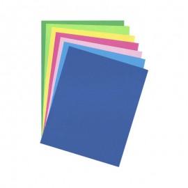 Бумага для дизайна B1, Elle Erre, 70*100 см, 220 г/м2, оранжевый № 08, Fabriano, 161008