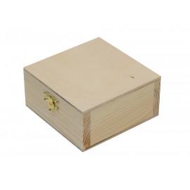 Скринька дерев\'яна з замком Rosa Talent 11х5х8 см, 2743001