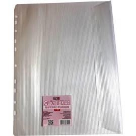 Файл А4 рефлений з клапаном ПВХ 150 мкм Tascom 1054-Ф, 862204