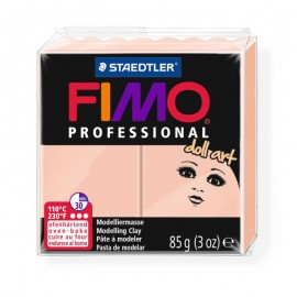 Полімерна глина Fimo Professional doll art рожева 85 грам Staedtler, 8027432