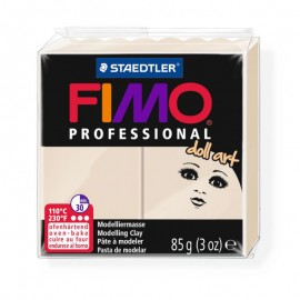 Полімерна глина Fimo Professional doll art бежева 85 грам Staedtler, 802744