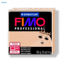 Полімерна глина Fimo Professional doll art пісочна 85 грам Staedtler, 802745