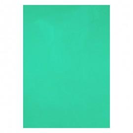 Обложка пластиковая А4, прозрачная, зеленая, 180 мкм, Axent, 2710-04-A, 36846