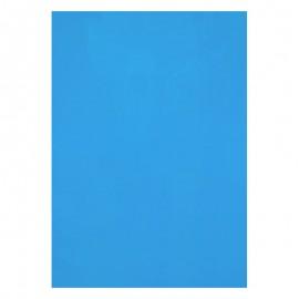 Обложка пластиковая А4, прозрачная, синяя, 180 мкм, Axent, 2710-02-A, 36845