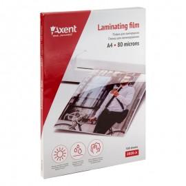 Плівка для ламінування А4 Axent 80 мкм 2020-A, 36773