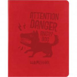 Щоденник шкільний тверда обкладинка Kite Angry Dog K20-264-6, 45196
