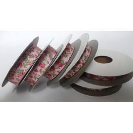 Скотч декоративный на тканевой основе, 15мм*9м, ассорти, 020041