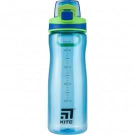 Пляшечка для води Kite 650 мл блакитна K20-395-02, 44144