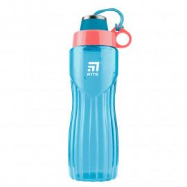 Пляшечка для води Kite 800 мл бірюзова K20-396-02, 44147
