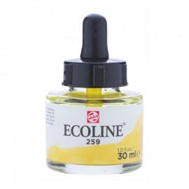 Фарба акварельна рідка Ecoline (259) жовта пісочна 30 мл Royal Talens, 11252591