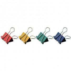 Біндер кольоровий 25 мм ассорті кольорів Axent, 4410-A, 41355