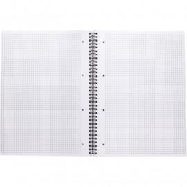 Коледж-блок А4 80 аркушів клітинка Kite Harry Potter HP20-247-2, 45071