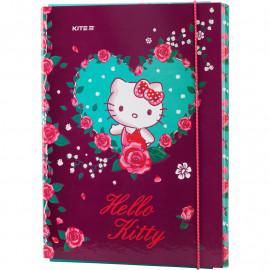 Папка А4 для трудового навчання Kite Hello Kitty HK19-213, 40919