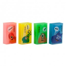 Гумка кольорова Kite Jolliers K19-026, 40752