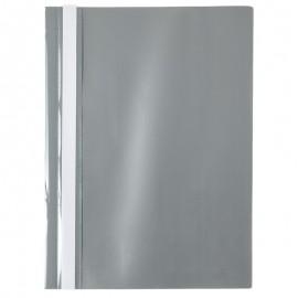 Швидкозшивач пластиковий А4 сірий, Axent, 1317-12-A, 42284