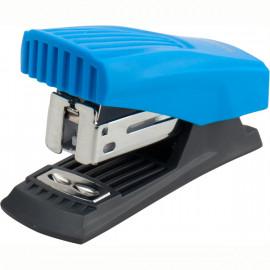 Степлер канцелярський 12 аркушів блакитний скоба № 24/6 Shell Axent, 4831-07-A, 32988