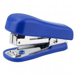 Степлер канцелярський 12 листів синій скоба № 10/5 Standard Axent, 4221-02-A, 40056