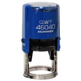 Оснастка HUMMER 46040, D-40 мм, синя GRAFF, 4210302