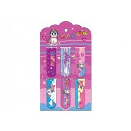 Закладки магнитные 6 штук Unicorn Dream Kidis, 13391