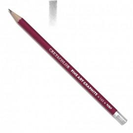 Олівець графітний 3H, Fine art graphite, Cretacolor, 90516013