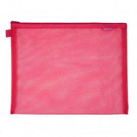 Папка B5 на блискавці рожева, Axent, 1491-10-А, 40079