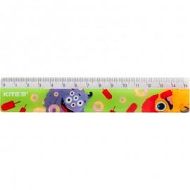 Лінійка пластикова Kite Jolliers 15 см K19-090-2, 40612