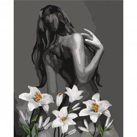 Картина за номерами Фатальна жінка 40х50 см Ідейка, КНО4615, 314080
