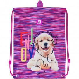 Рюкзак шкільний каркасний з пеналом сумкою для взуття Kite Rachael Hale SET_R21-531M, 48344