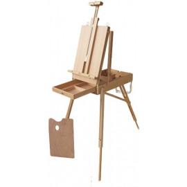 Етюдник дерев\'яний з ніжками 70х93х180 см тип французький D.K.ArtCraft, 94160437