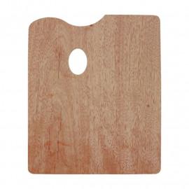 Палітра дерев\'яна прямокутна 25х30 см D.K.Art&Craft, 94160457