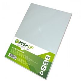 Офісний папір А4 80 г/м2 100 аркушів Fresh Up, 600313