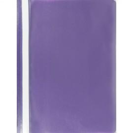 Скоросшиватель пластиковый А4, фиолетовый, Jobmax, Buromax, BM.3313-07, 331307