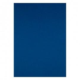 Обложка картонная /под кожу/ А4, синяя, Axent, 2730-02-A, 36854
