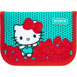 Пенал  Kite Education Hello Kitty HK21-622 1 відділення 2 відворота, 47284